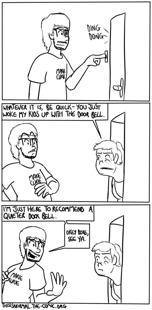 Doorbell Volume